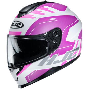 HJC C70 Helmet - Koro MC-8SF