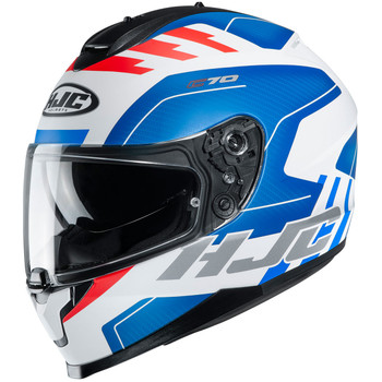 HJC C70 Helmet - Koro MC-21SF