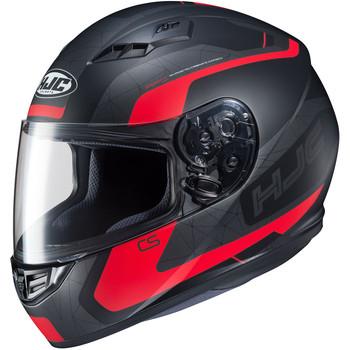 HJC CS-R3 Dosta Helmet - Red/Black