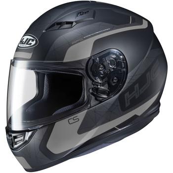 HJC CS-R3 Dosta Helmet - Black/Gray