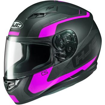 HJC CS-R3 Dosta Helmet - Black/Purple