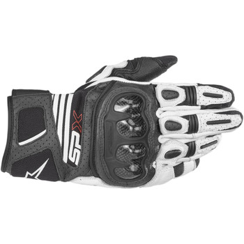 Alpinestars SP-X V2 Air Carbon Gloves - Black/White