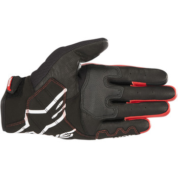 Alpinestars SMX-2 Air Carbon V2 Gloves - Honda Black/Red