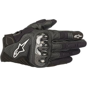 Alpinestars SMX-1 Air V2 Gloves - Black