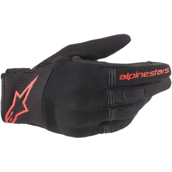 Alpinestars Copper Gloves - Black/Red