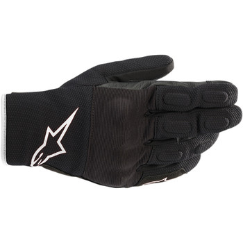 Alpinestars S-Max Drystar Gloves - Black/White
