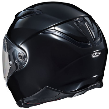 HJC F70 Helmet - Black