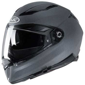 HJC F70 Helmet - Semi-Flat Stone Grey