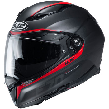 HJC F70 Helmet - Feron MC-1SF