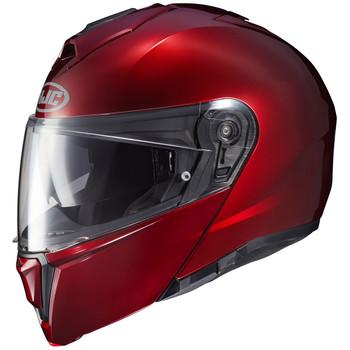 HJC i90 Modular Helmet - Wine