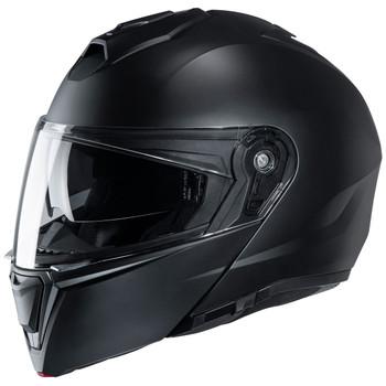 HJC i90 Modular Helmet - Semi-Flat Black