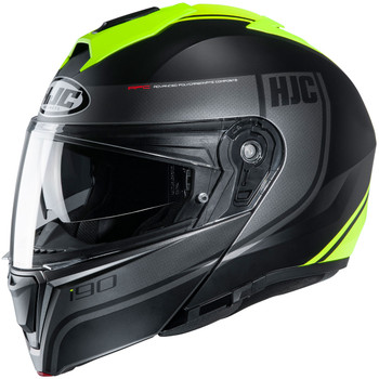 HJC i90 Modular Helmet - Davan MC-3HSF