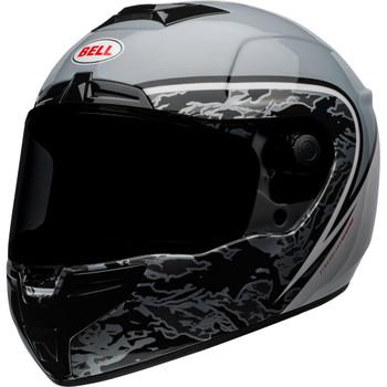 Bell SRT Helmet - Assassin Gloss Gray/White Camo