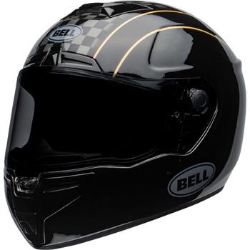 Bell SRT Helmet - Buster Gloss Black/Yellow/Gray