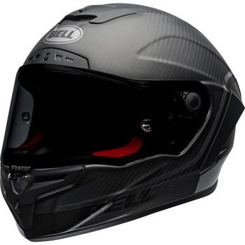 Bell Race Star Flex DLX Helmet - Velocity Matte/Gloss Black