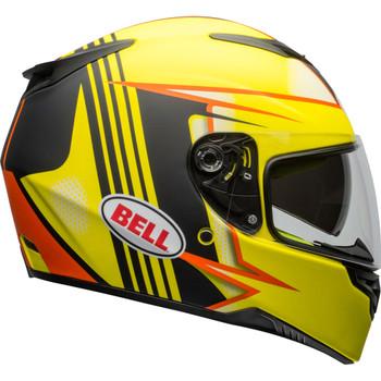 Bell RS-2 Helmet - Swift Matte Hi-Viz/Orange/Black