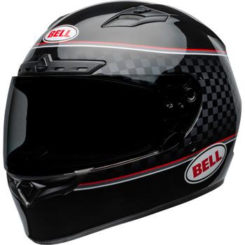 Bell Qualifier DLX Illusion MIPS Helmet - Breadwinner Gloss Black/White