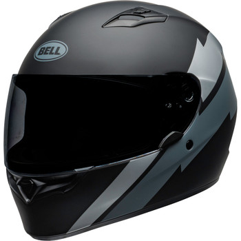 Bell Qualifier Helmet - Raid Matte Black/Gray