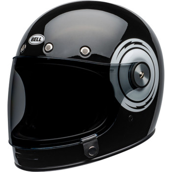 Bell Bullitt Helmet - Bolt Gloss Black/White