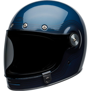 Bell Bullitt Helmet - Flow Gloss Light Blue/Dark Blue