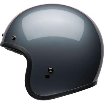 Bell Custom 500 Helmet - Rally Gloss Gray/Red