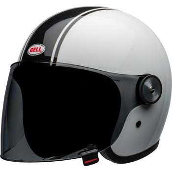 Bell Riot Helmet - Rapid Gloss White/Black