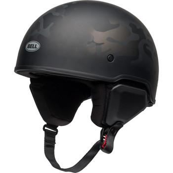 Bell Recon Helmet - Camo Matte Black