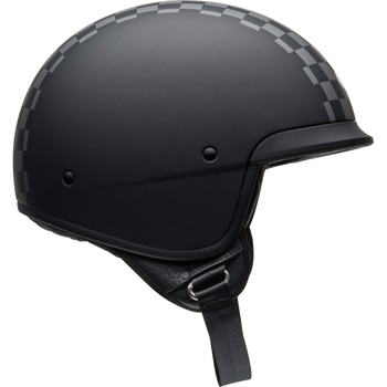 Bell Scout Air Helmet - Check Matte Black/White