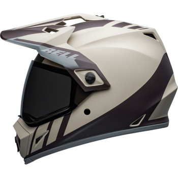 Bell MX-9 Adventure MIPS Helmet - Dash Matte Sand/Brown/Gray