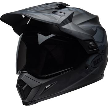 Bell MX-9 Adventure MIPS Helmet - Stealth Matte Black Camo