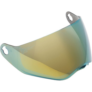 Bell MX-9 Adventure Face Shield - Dark Gold Iridium
