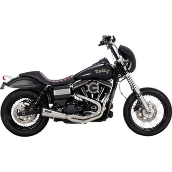 Vance & Hines Upsweep 2-1 Exhaust for 1991-2017 Harley Dyna