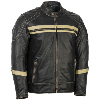 Highway 21 Motordrome Leather Jacket