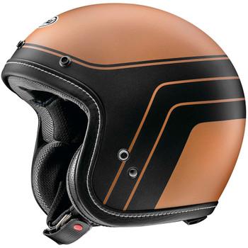Arai Classic V Helmet - Tan Frost