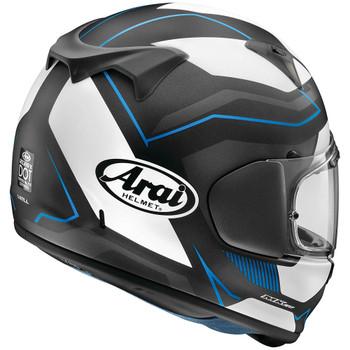 Arai Regent-X Helmet - Sensation Blue