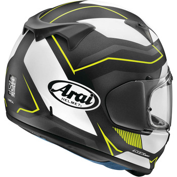 Arai Regent-X Helmet - Sensation Yellow
