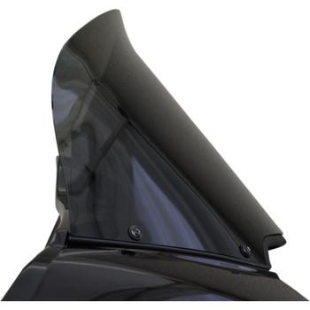"Windvest 12"" Windshield for 2015-2020 Harley Road Glide - Dark Smoke"