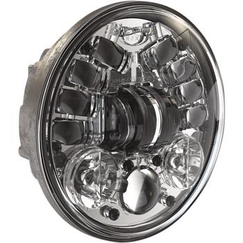 "J.W. Speaker 5.75"" LED Adaptive 2 Headlight - Chrome"