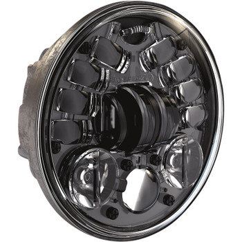 "J.W. Speaker 5.75"" LED Adaptive 2 Headlight - Black"
