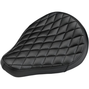 Biltwell Diamond Stitch Midline Solo Seat