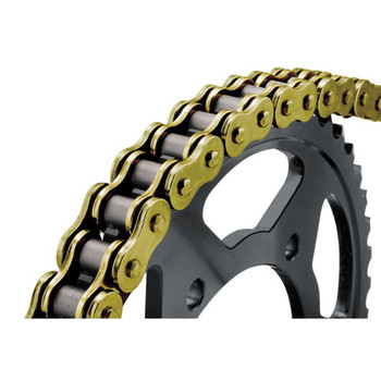 BikeMaster 530 x 120 BMZR Series Chain - Gold