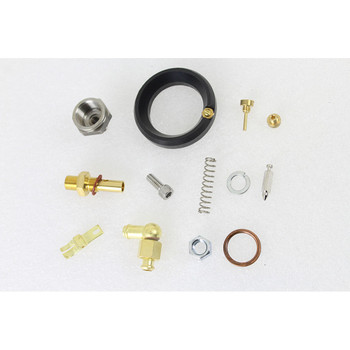 V-Twin Linkert Carburetor 90° Fitting Kit for 1936-1965 Harley