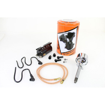 V-Twin 6 Volt Distributor and Coil Kit for 1948-1960 Harley