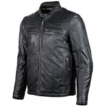 Cortech Idol Leather Jacket - Black