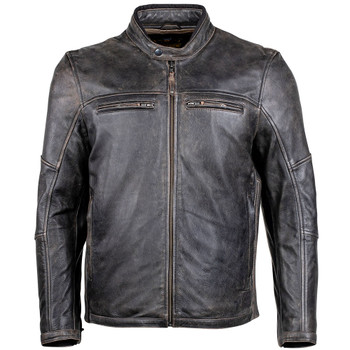 Cortech Idol Leather Jacket - Brown