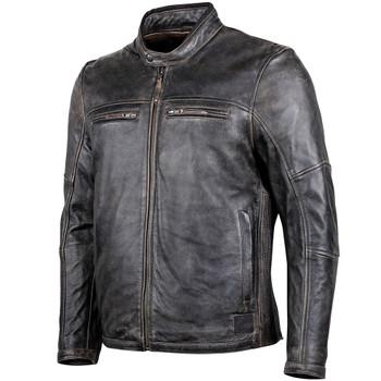 Cortech Idol Leather Jacket - Brown