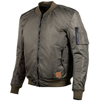 Cortech Skipper Waterproof Bomber Jacket - Olive