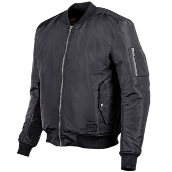Cortech Skipper Waterproof Bomber Jacket - Black