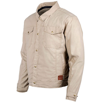 Cortech Denny Canvas Jacket - Camel