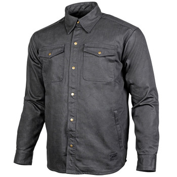 Cortech Voodoo Wax Cotton Riding Shirt